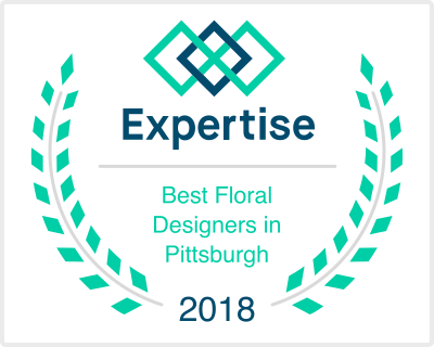 expertise.com award for best floral designers in pittsburgh 2018